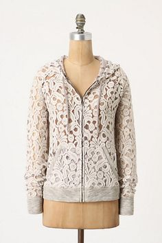 Brindley Hoodie #anthropologie I wore this today and it was loved by all.