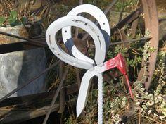 Hummingbird Garden Stake by Shariwade on Etsy, $35.00