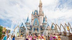 """New Fall Finale for """"Mickey's Royal Friendship Faire"""" Debuts This Week at Magic Kingdom Park"""