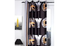 Riedeau à oeillets New York Harlem, New York, Stores, Decoration, Shoe Rack, Home, Linens, Decor, New York City