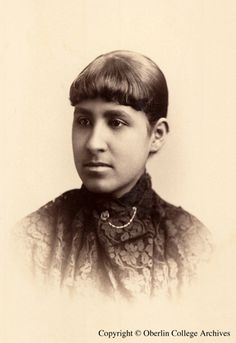 Mary E. Church Terrell (1863-1954), A.B. Oberlin 1884, was an educator and reformer in women's organizations.