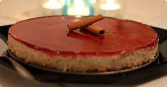 Luumu-glögitorttu Cheesecake, Goodies, Pie, Desserts, Recipes, Food, Cheesecake Cake, Sweet Like Candy, Pinkie Pie