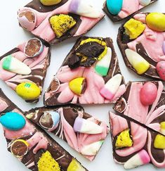 Easter Candy Bark!