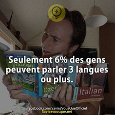 Saviez Vous Que? The More You Know, Did You Know, School Information, Quote Citation, Interesting Information, True Facts, Entrepreneur Quotes, Knowing You, Affirmations