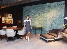 Conferindo os ambientes lindos da Mostra Artefacto Decor Fashion 2017 @artefactooficialbrasil!Fiquei simplesmente apaixonada por esta tela de mármore ambiente por Patricia Anastassiadis!#mostrartefacto #fhits #qgfhits @fhits