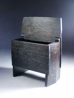 Adrian McCurdy- 'Black box' Wesley-Barrell Craft Awards 2006 http://www.adrianmccurdy.co.uk/