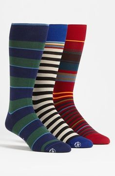 Paul Smith Accessories Socks (3-Pack) available at #Nordstrom