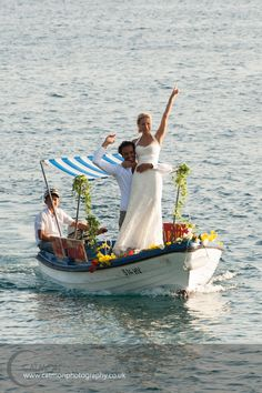 Destination Wedding in Hvar, Croatia. After the ceremony the bride  groom arrived on a small boat to the private island @ Carpe Diem Beach, Stipanska where the dinner  party took place. www.catmonphotgraphy.co.uk