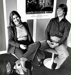 Carrie Fisher and Mark Hamill around the time of Star Wars Stockholm Star Wars Cast, Mark Hamill, Harrison Ford, A New Hope, Carrie Fisher, Tumblr, Chewbacca, American Actors, Natalie Portman