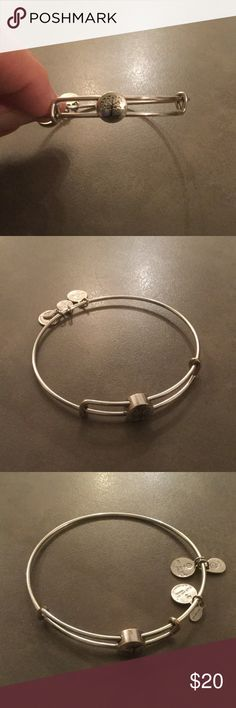 Alex and Ani Tree of Life Silver. Gently worn Alex & Ani Jewelry Bracelets