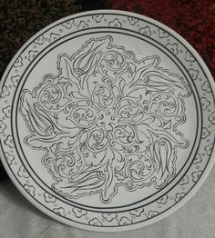 feylesof♡ 25 cm tabak tahrir