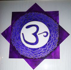 Detailed 'Sahasrara'  The Crown Chakra ∞ Detaylı 'Sahasrara' Taç Çakra