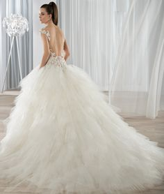 Demetrios Wedding Gowns style 611, 2016 Collection, Bridal Dresses