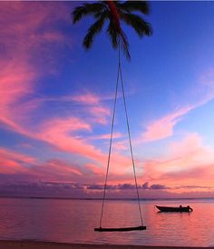 """Sunsets from Paradise at the Beachouse resort on the island of Fiji. Photo courtesy of @quieroviajarmais Shoutout Sundays Every Sunday we feature our favorite followers media that are tagged  #luxwt or #luxuryworldtraveler .  """"Dream Big Eat Well & Travel On""""  by luxuryworldtraveler"""