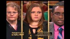 Paternity Court Show April 22, 2016