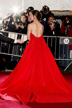 Jennifer Garner in Valentino Couture Poiret: King Of Fashion MET Gala, 2007