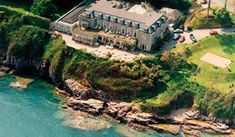 Berry Head Hotel Berry, Mansions, House Styles, Places, Bury, Fancy Houses, Mansion, Manor Houses, Lugares