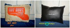 Check out this item in my Etsy shop https://www.etsy.com/listing/188099636/hot-shot-decorative-pillow