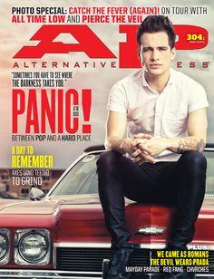 AP 304.1 // November 2013 // Panic! At The Disco