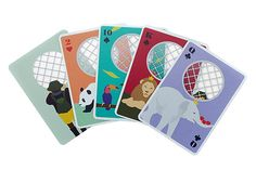 zoo playing cards - The Zoo Playing Cards by IDEA International are a deck of colorful PVC cards adorned with adorable animal characters and clear circular cut-outs. House Of Cards, Deck Of Cards, Free Online Shopping, My Sister In Law, Zoo Animals, Peek A Boos, Card Games, Kids Toys, Unique Gifts