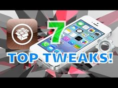 iOS 7 TOP 5 BEST CYDIA JAILBREAK TWEAKS! - iPhone iPad iPod Touch (NEW Jailbreak Tweaks)
