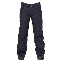 Roxy+Women's+Dynamite+10k+Ski+Pant Ski Pants, Roxy, Skiing, Black Jeans, Snow, Sports, Fashion, Ski, Hs Sports