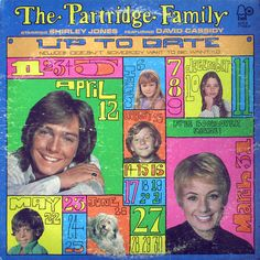Partridge Family - Up-to-Date record album