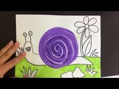 Mini Matisse: Art to Remember, Snails