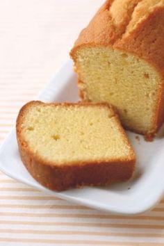 「シンプルで極上な☆バニラパウンド」marimo | お菓子・パンのレシピや作り方【corecle*コレクル】