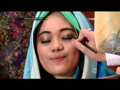 Tips Make Up untuk Berhijab - Fashion Tips and Tricks with Barli - YouTube
