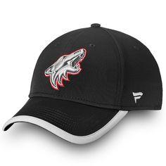 check out 982ca 64511 Men s Arizona Coyotes Fanatics Branded Black Authentic Pro Clutch Speed Flex  Hat,  29.99
