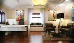 salon oficina decoracion