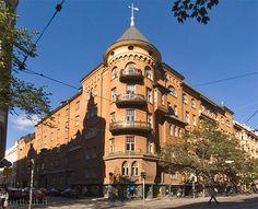 Bulevardi, Helsinki Visit Helsinki, Interesting History, Beautiful Buildings, Capital City, Summer Time, Exterior, In This Moment, Architecture, Birthday