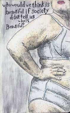 We are all beautiful.