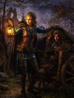 Smuggler by anotherwanderer http://magicartworld.com/fantasy-art-by-laura-sava-aka-anotherwanderer/ …