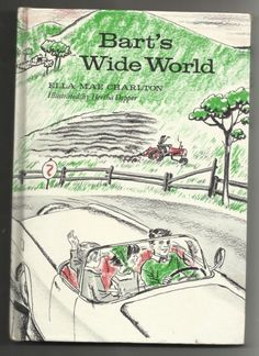 Vintage 1965 Bart's Wide World Ella Mae Charlton Hardback Kids Childrens Book   eBay