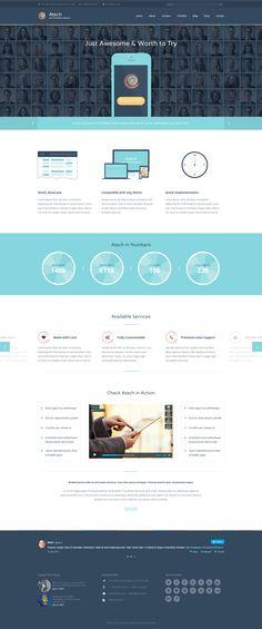 WordPress Themes Awards #creative #designs