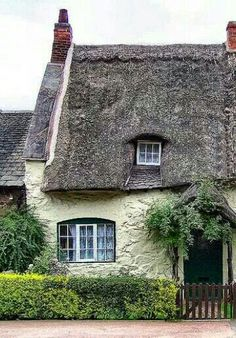 thatched roof charmer