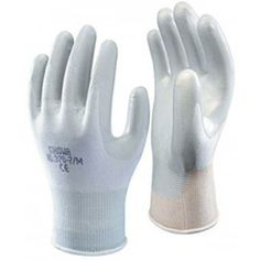 A firm favourite in gardens around the nation, we have the Showa Floreo 370 Garden Gloves - available from the Harrod Horticultural garden accessories range. http://www.harrodhorticultural.com/garden-accessories-tcid139.html