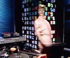 Awkward David Bowie Dancing: A Tribute David Bowie was my first great music love, style inspiration, may have influenced the naming of my cats, and was a damn joyous glorious wonderful dancer. Ziggy Played Guitar, David Bowie Ziggy, The Thin White Duke, Pretty Star, Me As A Girlfriend, Ziggy Stardust, Sound & Vision, Record Producer, Rock N Roll