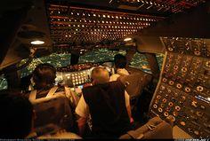 Iran Air B747-286BM approaching  Tehran  Photographer Shahram Sharifi   Iranian Spotters