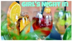 A girls night is is much cheaper and often a lot more fun than a night out! Here are some easy ideas for fun Girls Night In!