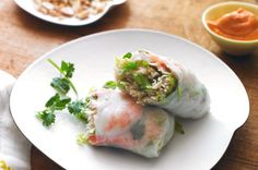 Shrimp Spring Rolls Recipe - Kraft Recipes