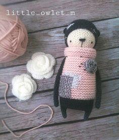 Ждёт маму  #crochettoys #amigurumi #вязаныеигрушки #игрушкикрючком #амигуруми #weamiguru #hand_made_gold #little_owlet_m Домик нашла. 900 руб + почтовые расходы
