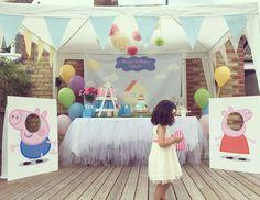"Peppa Pig / Birthday ""Isabella's Peppa Pig party """