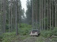Pickup Truck by Gregory Crewdson