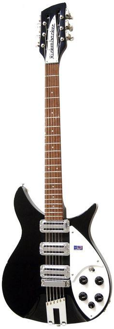 Jet-glo Rickenbacker 325 12-string. Needed ASAP for purposes of pure joy.