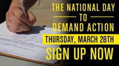 Dont Let This Disgraceful Congress Stop Much Needed Gun Safety Legislation | Winning Progressive - With the National Day to Demand Action on gun safety on March 28, the Political Pragmatic urges us all to take action, and has some choice words for those who don't.