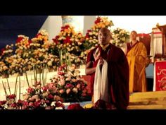 Trailer for a film about His Holiness the Karmapa, Orgyen Trinley Dorje.