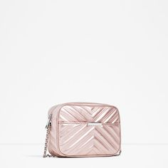 Image 3 of QUILTED CROSSBODY BAG from Zara